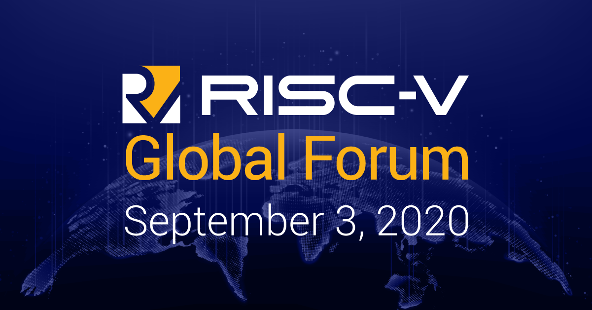 RISC-V Global Forum 2020 Transparency Report