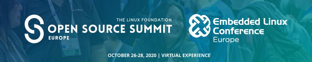 Open Source Summit Europe: Proceedings