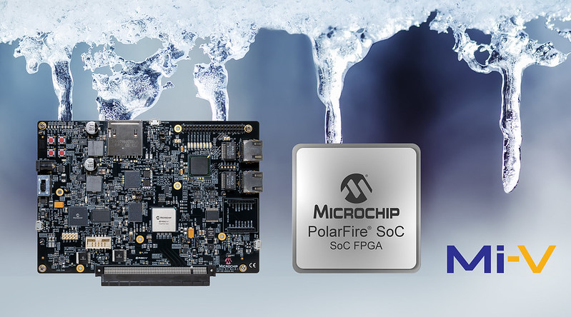 The Industry's First SoC FPGA Development Kit Based on the RISC-V Instruction Set Architecture is Now Available