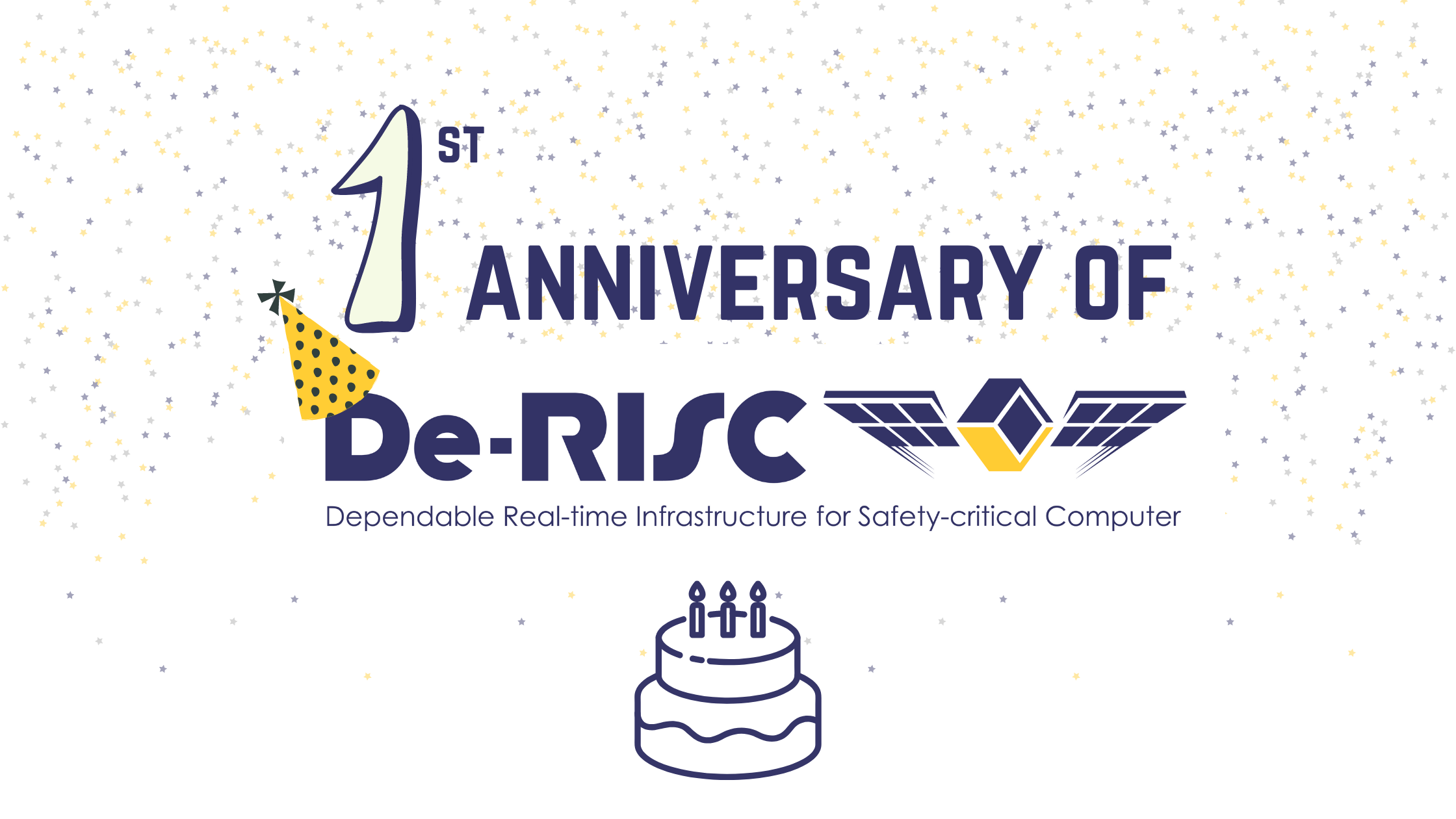 De-RISC First Anniversary, a H2020 Project Which Will Create the First RISC-V, Fully European Platform for Space