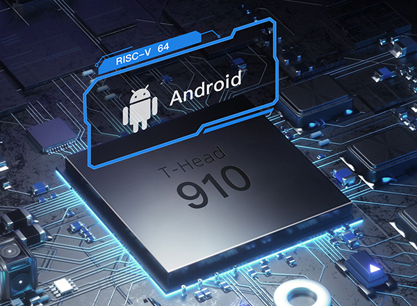 The Android system on RISC-V has come!  Open Chip Community