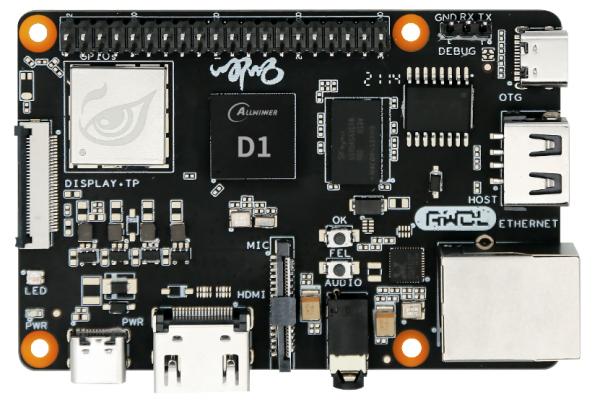 D1 - Board